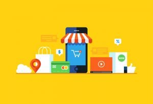 e-commerce mobile phone app emails